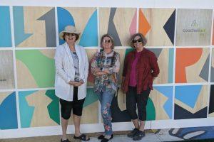 Coachellart's Interactive, Modern Mural 2020