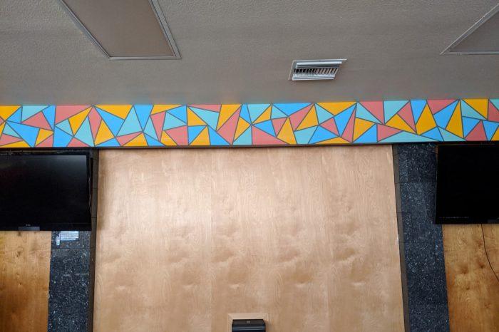 Center for Spiritual Living Palm Springs California Coachellart Mural
